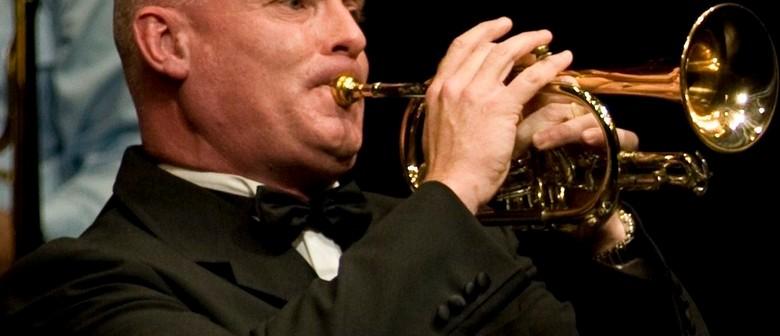 Trumpeter John McGough