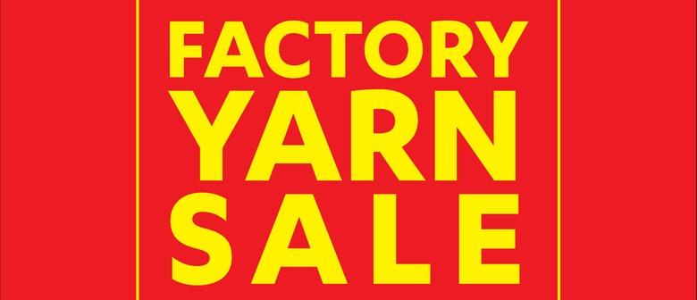 Factory Yarn Sale