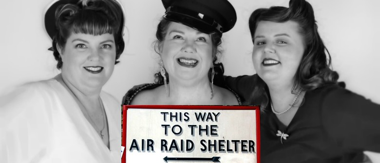 Time Travel Cabaret - 1940s UK: CANCELLED