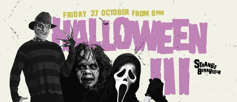Strange Behaviour: Halloween III