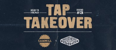 Tap Takeover: Sawmill Brewery and Brothers Beer