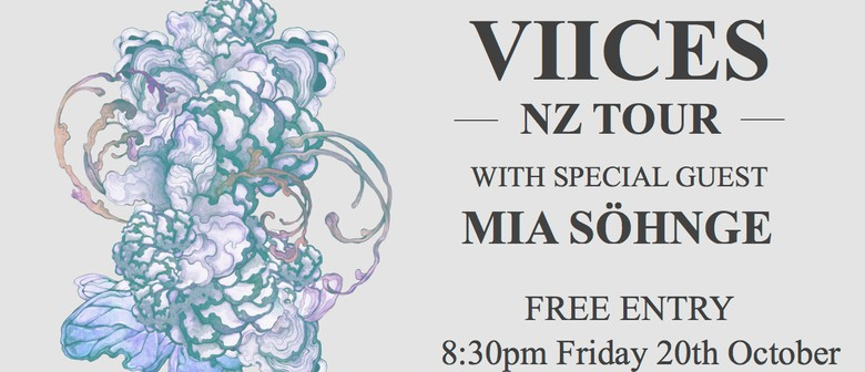 Viices NZ Tour with Mia