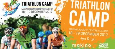 Triathlon Camp With Wayne Goldsmith