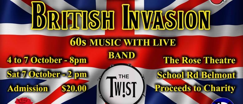 Rose Singers British Invasion