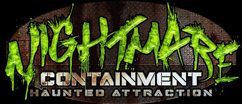 Nightmares Containment Haunted Attraction