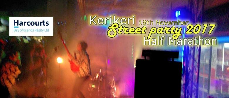 Kerikeri Half marathon - Street Party