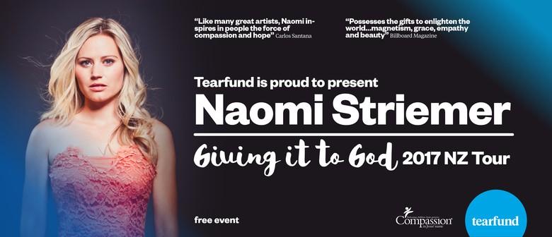 Naomi Striemer - Giving it to God NZ Tour