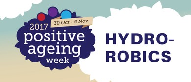 Positive Ageing Week Hydrorobics