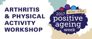 Positive Ageing Week Arthritis, Physical Activity Workshop