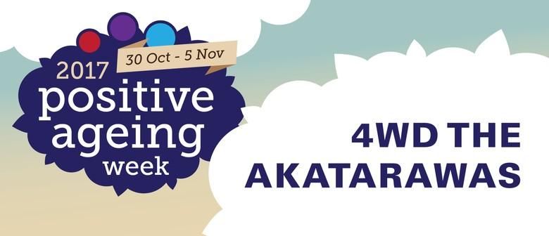 Positive Ageing Week Akatarawa 4WD