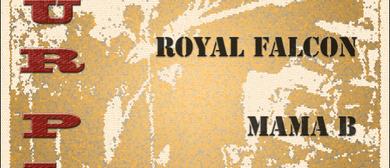 Four Play/Solomon Harper Single Release Party