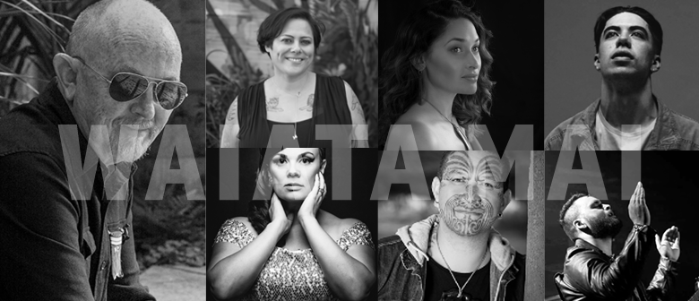 Waiata Mai - A Night of Stars, Songs and Sing-alongs
