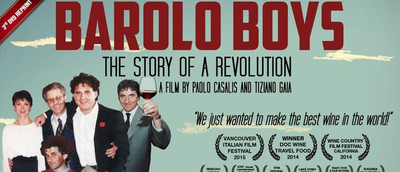 Italian Film Festival - Barolo Boys