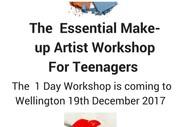 The Wellington Teenage Make-up Workshop