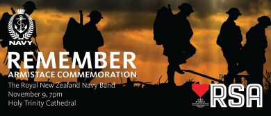 The Royal NZ Navy Band Presents - Remember