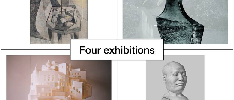 Four Exhibitions Opening