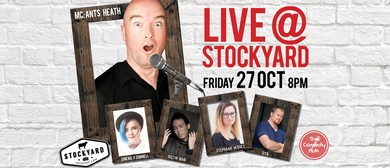 The Comedy Hub: Live at Stockyard