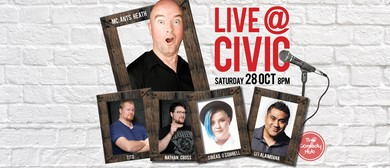 The Comedy Hub: Live at Civic Theatre
