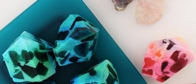 Gemstone Soap Making Workshop