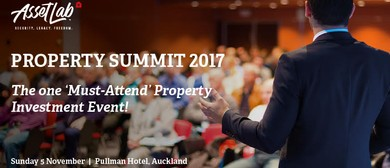 Property Summit 2017 Property Investment Seminar