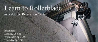Learn to Rollerblade - Beginners