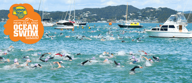 Banana Boat New Zealand Ocean Swim Series - Bay of Islands