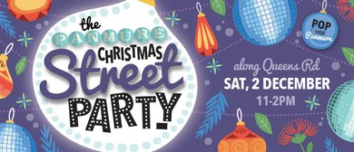 Panmure Christmas Street Party