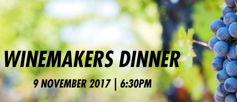 Winemakers Dinner At Pullman Auckland