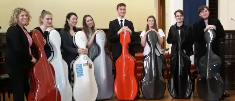 Cello Concert with NZSM Cello Ensemble