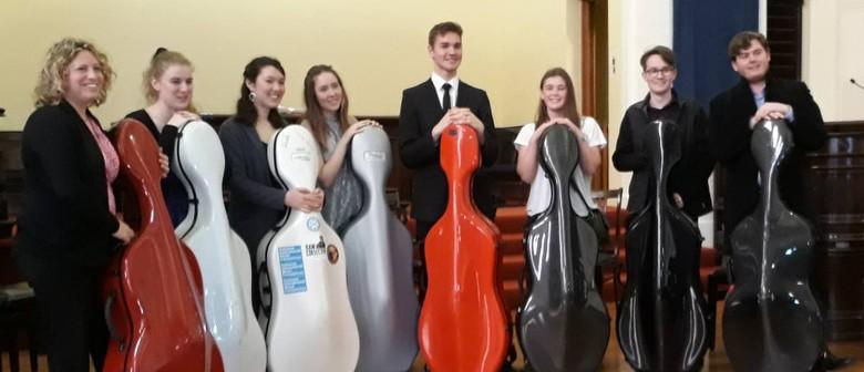 Cello Workshop with NZSM Cello Ensemble