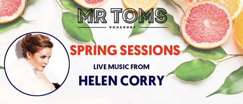 Spring Sessions With Helen Corry
