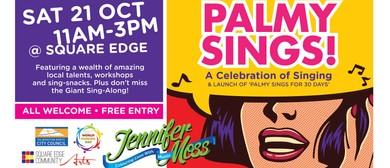 Palmy Sings