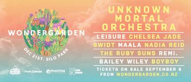 Wondergarden - New Year's Eve Festival