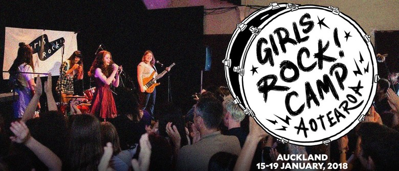 Girls Rock! Camp Aotearoa: SOLD OUT