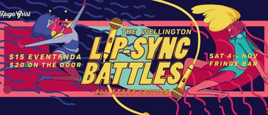 The Wellington Lip-Sync Battles: All-Stars Edition
