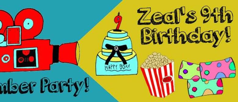 zeal west s 9th birthday auckland eventfinda