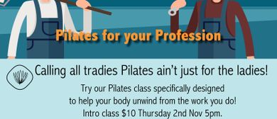 Pilates for Tradies