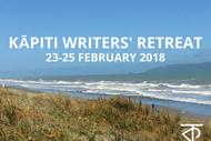 The 2018 Kāpiti Writers' Retreat