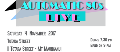 Back By Demand Automatic 80s Totara St