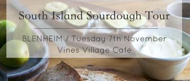 Nicola Galloway's South Island Sourdough Tour