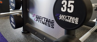 Anytime Fitness Hamilton - Clarence Street Grand Opening