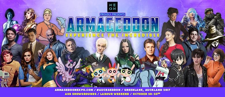 Armageddon Expo