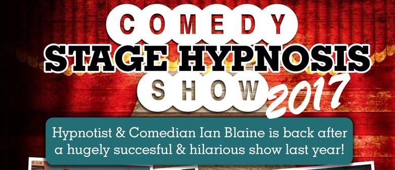 Comedic Hypnotist - Ian Blaine