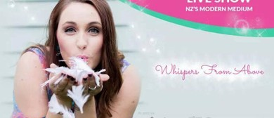 Whispers from Above Howick - Breast Cancer Fundraiser