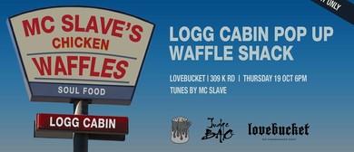 The Logg Cabin Waffle Shack