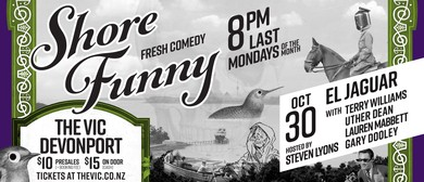 Shore Funny - Fresh Comedy Oct