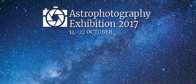 Harry Williams 2017 Astrophotography Exhibition