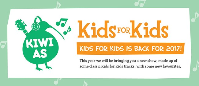 Kids for Kids - Kiwi As - Auckland South