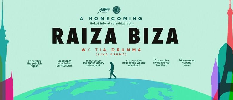Raiza Biza - A HOMECOMING - Auckland Show