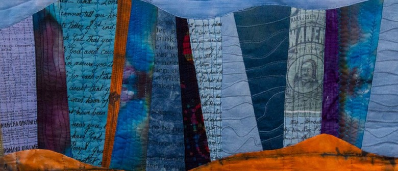 Set Apart: An Exhibition of Fibre Art by Merrilyn George